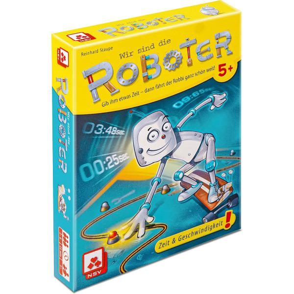 Wir sind die Roboter *Nominiert Kinderspiel des Jahres 2020*