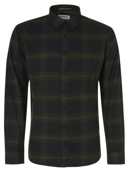 Shirt Flannel Check Responsible Choice