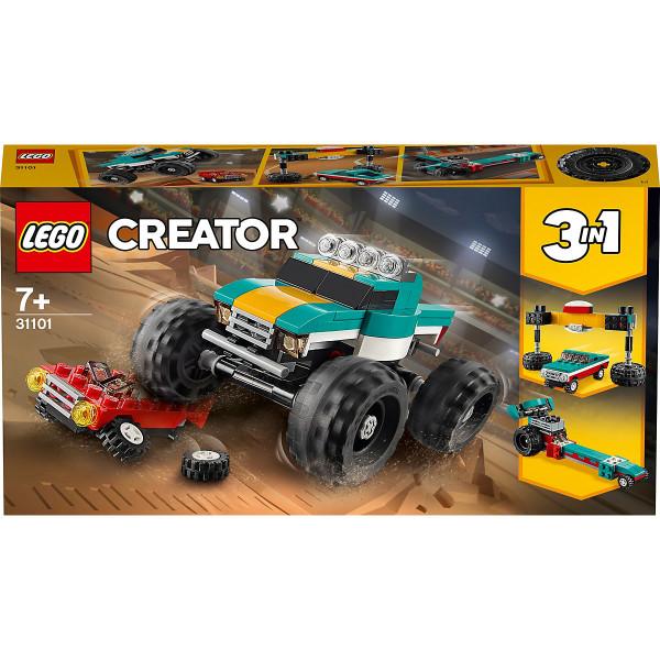 Creator 31101 Monster-Truck