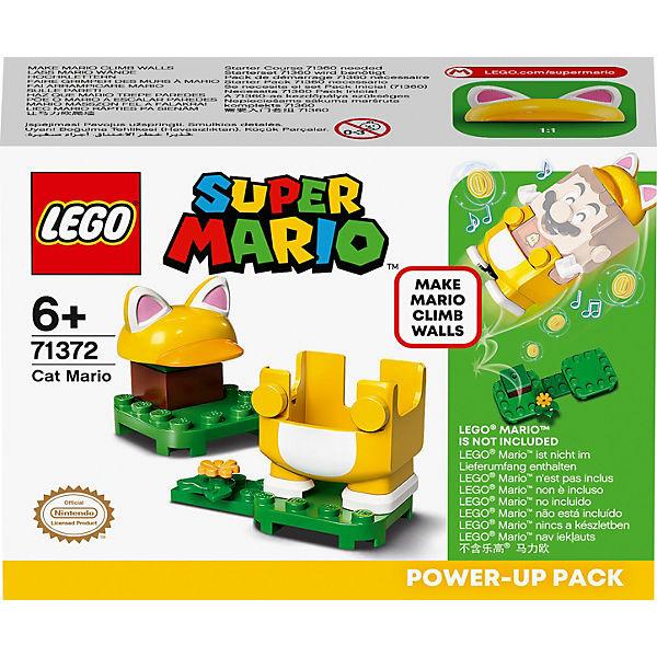 Super MarioT 71372 Katzen-Mario - Anzug