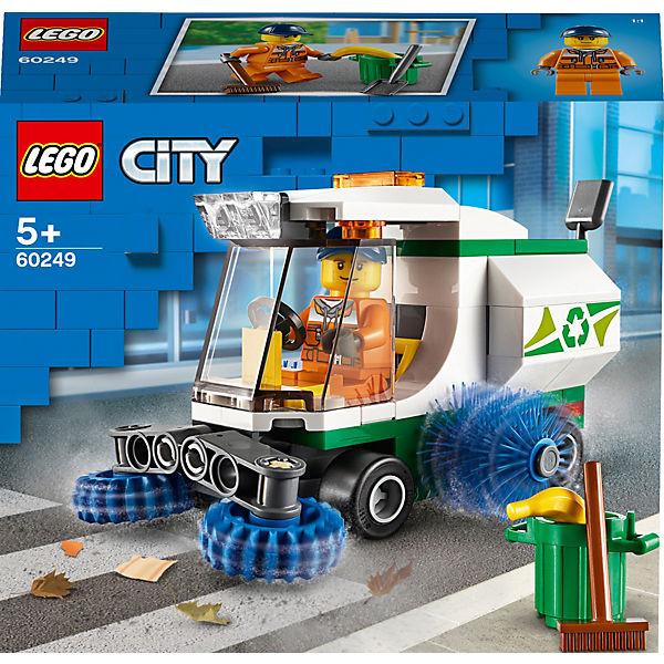 City 60249 Straßenkehrmaschine