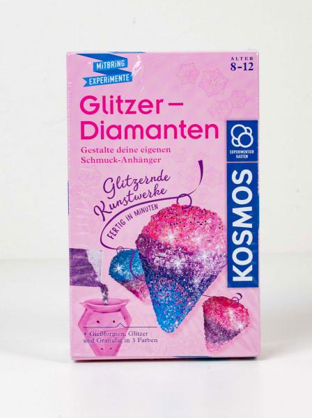 Kosmos Glitzer Diamanten Experimentierkasten