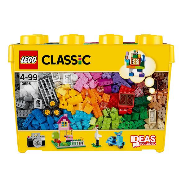 Classic 10698 Große Bausteine-Box