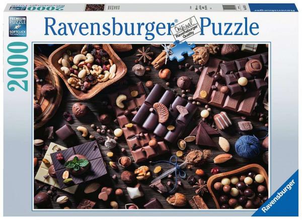 Puzzle Schokoladenparadies