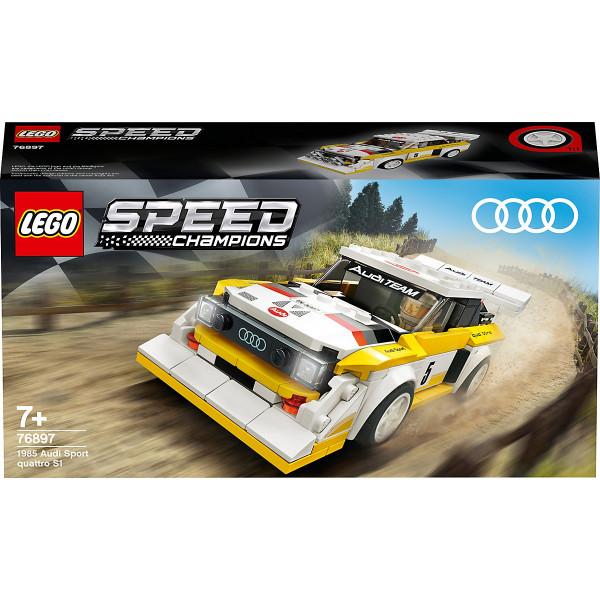 Speed Champions 76897 Audi Sport quattro S1