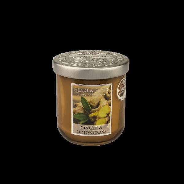 Duftkerze 115g Ginger & Lemongrass