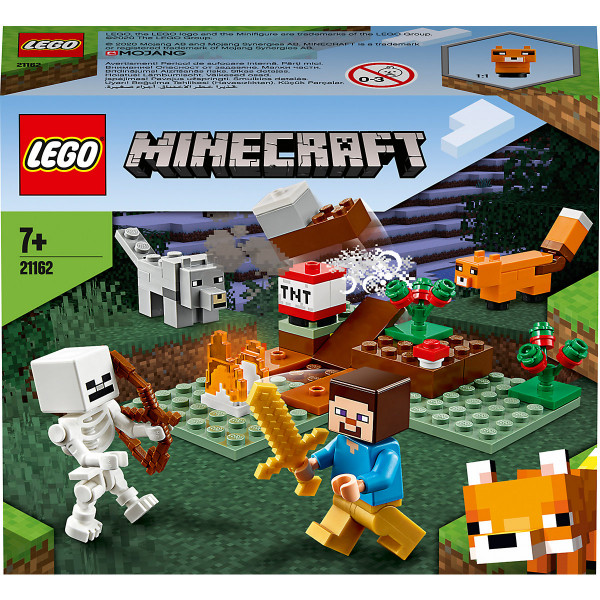 MinecraftT 21162 Das Taiga-Abenteuer