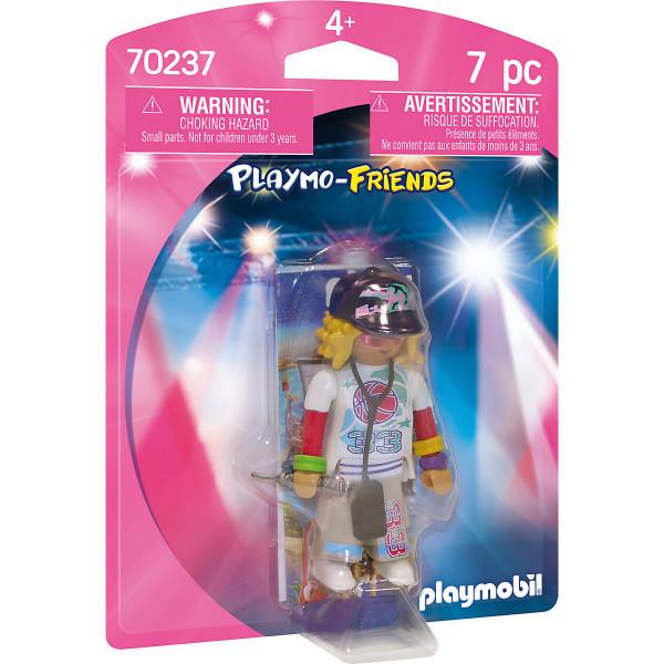 70237 Playmo-Friends: Rapperin