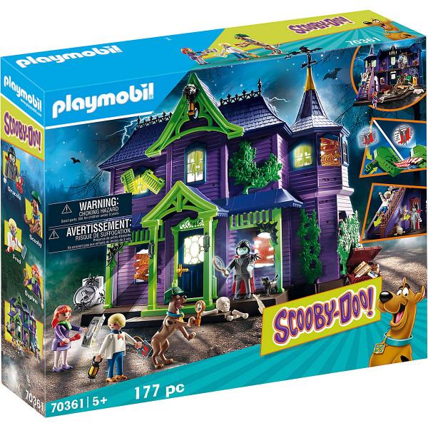 70361 SCOOBY-DOO! Abenteuer im Geisterhaus
