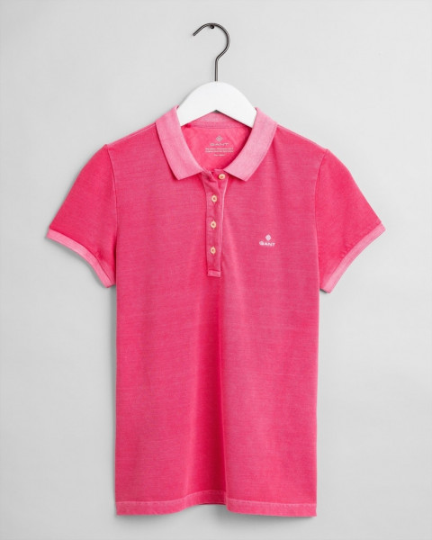 Sunbleached Polo-Shirt