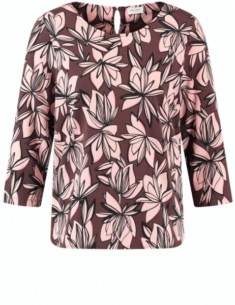 Shirt mit Blumenmuster
