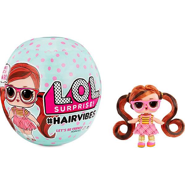 L.O.L. Surprise Hairvibes Tots, sortiert