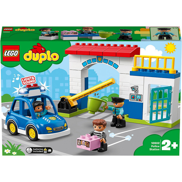 DUPLO® 10902 Polizeistation