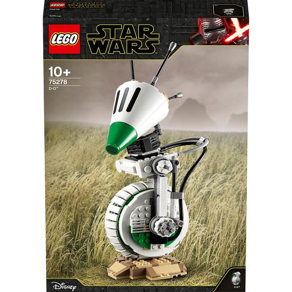 Star WarsT 75278 D-O