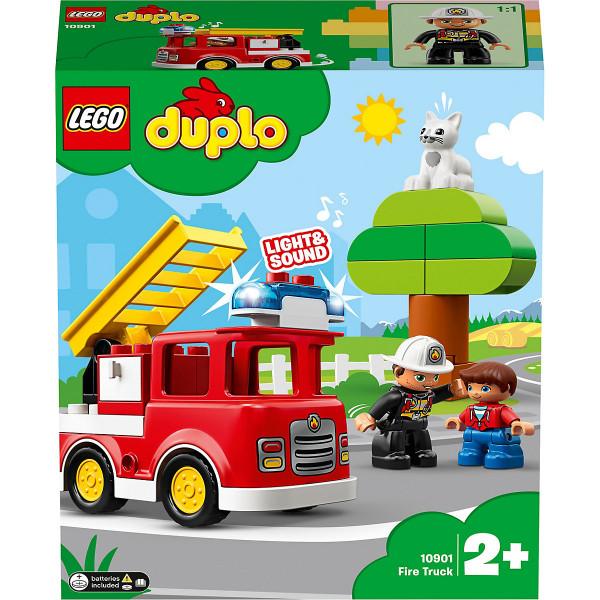 DUPLO® 10901 Feuerwehrauto