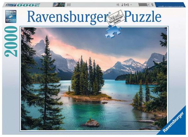 Puzzle Spirit Island in Canada