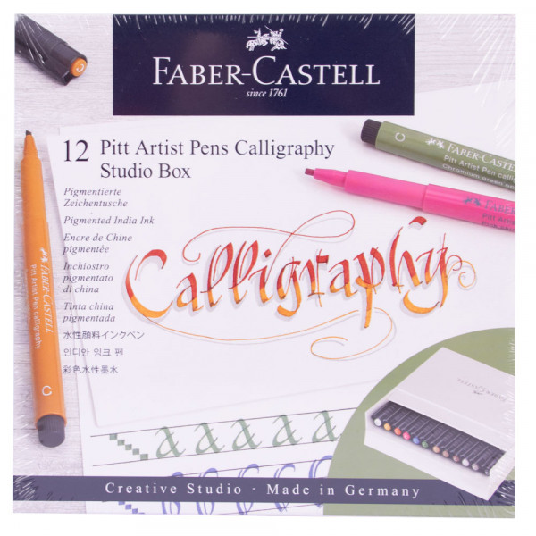 Calligraphy 12er Set