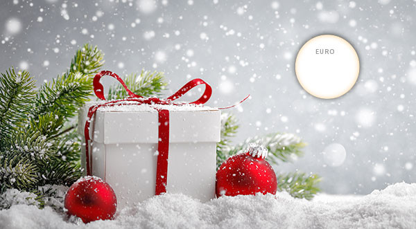 """Gutschein """"Weihnachtsgeschenk"""""""