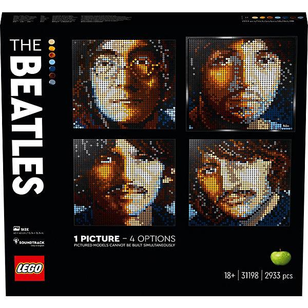 Art 31198 The Beatles - John Lennon 4 in 1