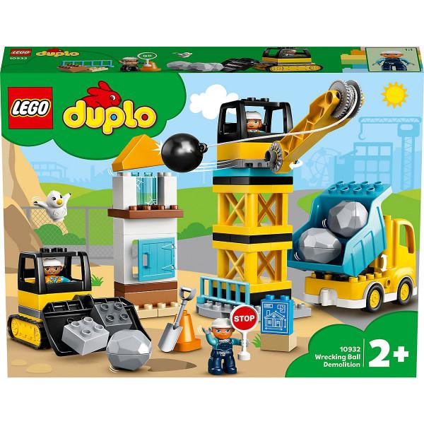 DUPLO® 10932 Baustelle mit Abrissbirne