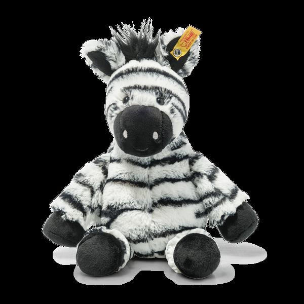 Soft Cuddly Friends Zora Zebra