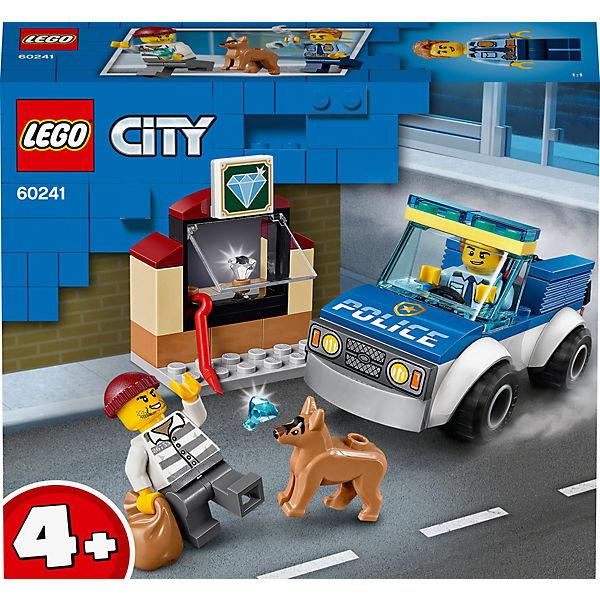 City 60241 Polizeihundestaffel