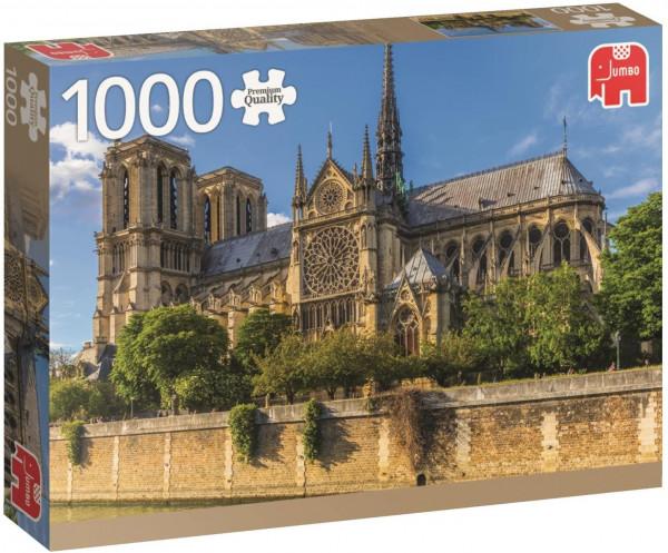 Puzzle 1000 Teile Notre Dame